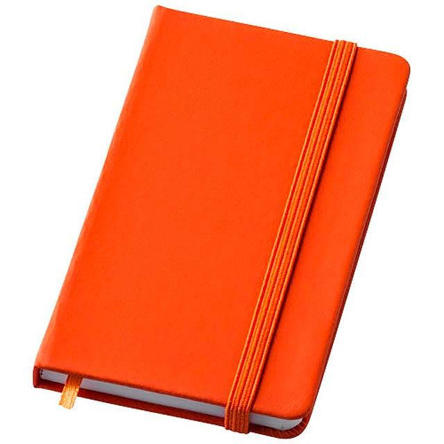 Poznámkový blok - oranžová