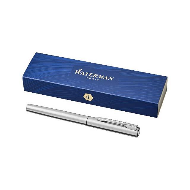Graduate kuličkové roller pero - stříbrná lesk