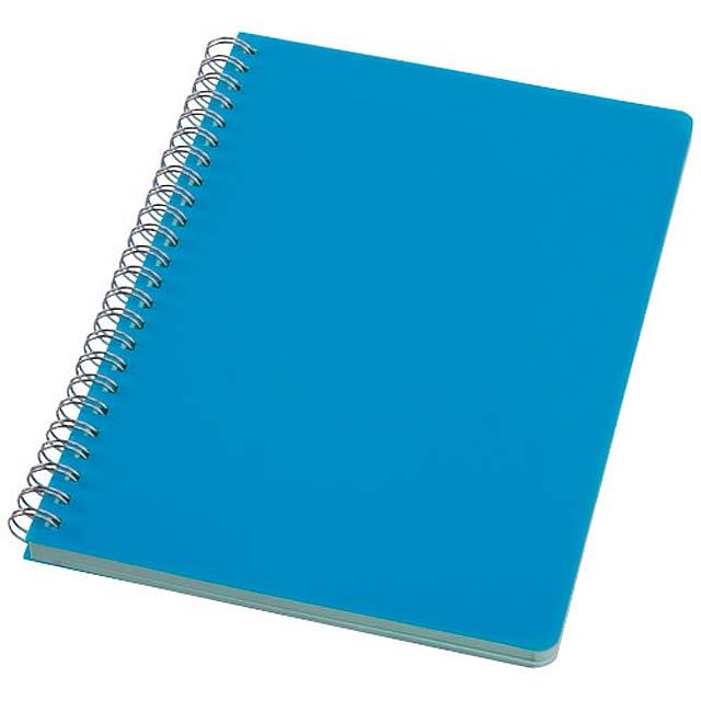 Zápisník Happy Colors L - modrá