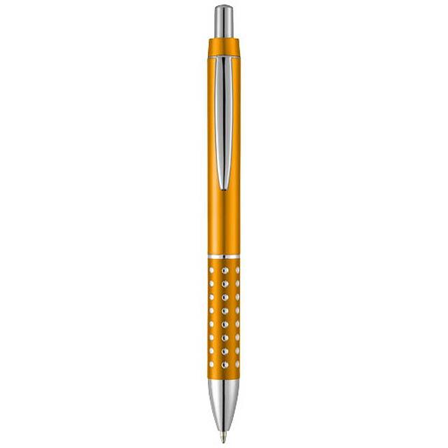 Kuličkové pero Bling - oranžová