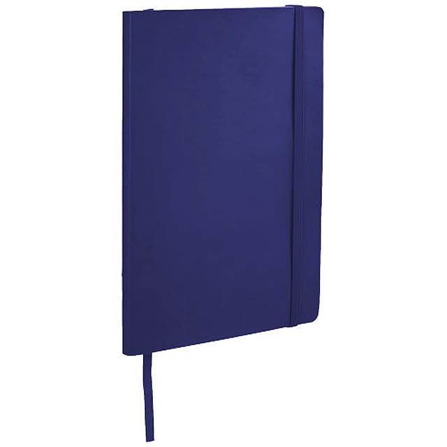Zápisník Classic A5 v měkkých deskách - královsky modrá