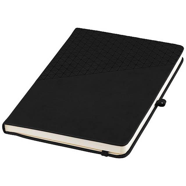 Zápisník A5 Theta - černá