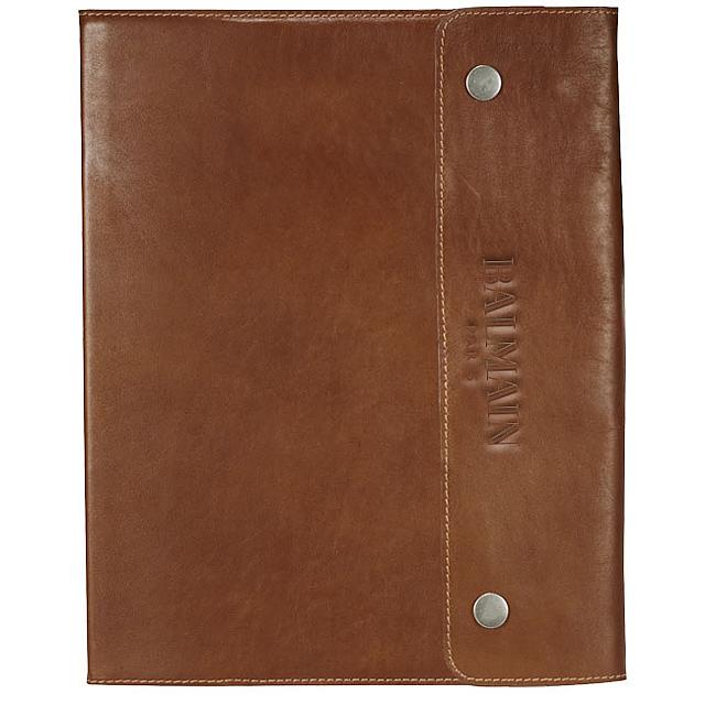 Zápisník z pravé kůže - hnědá