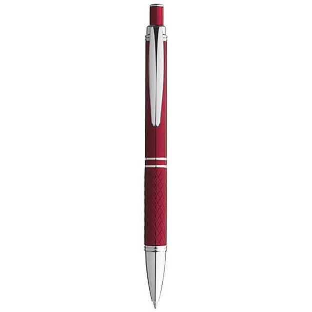 Kuličkové pero Jewel - červená