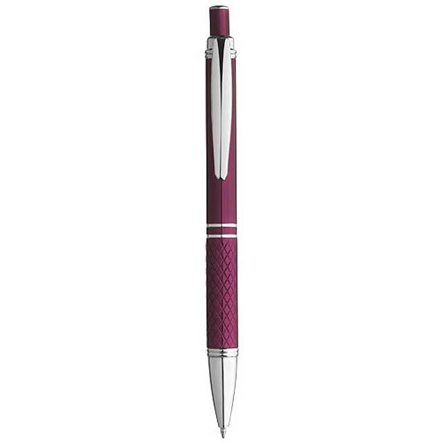 Kuličkové pero Jewel - fialová