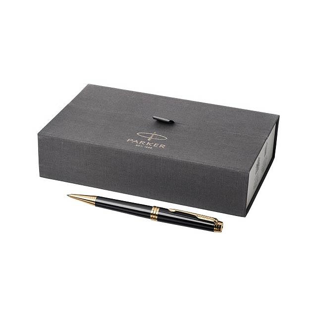 Kuličkové pero Premier - čierna