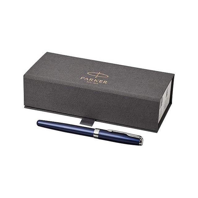 Kuličkové roller pero Sonnet - modrá