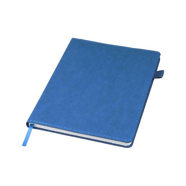 Zápisník s měkkými deskami A5 Lifestyle - modrá