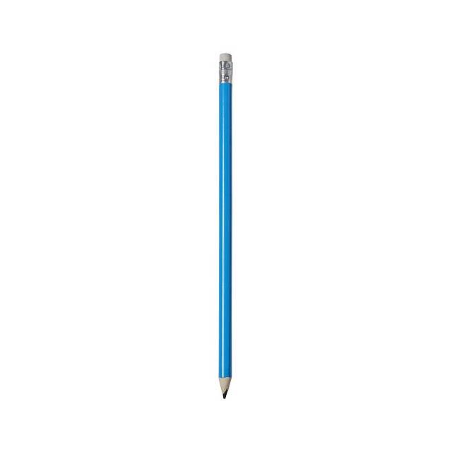 Alegra Bleistift mit farbigem Schaft - blau