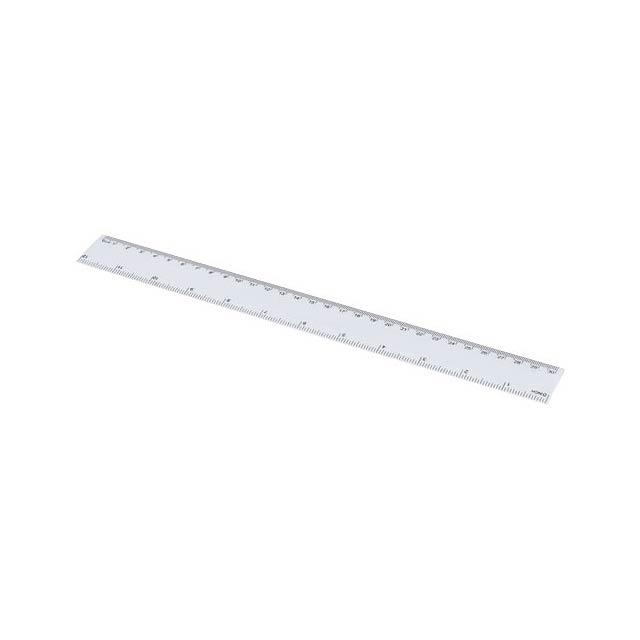 Pravítko Ruly 30 cm - bílá