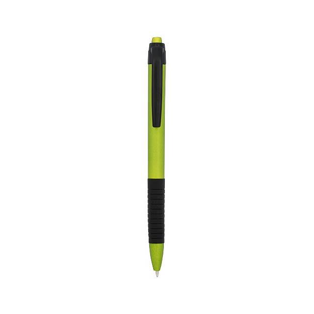 Kuličkové pero Spiral - zelená