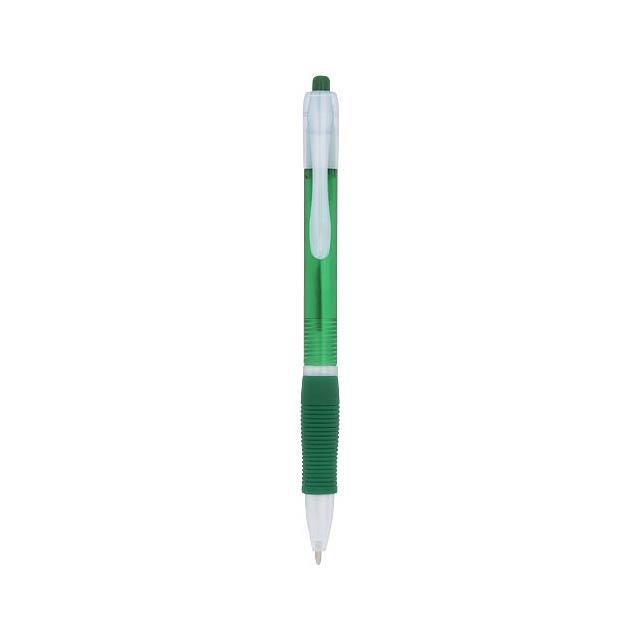 Kuličkové pero Trim - zelená