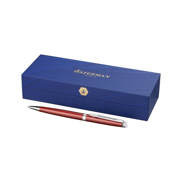Kuličkové pero Hémisphère - transparentná červená