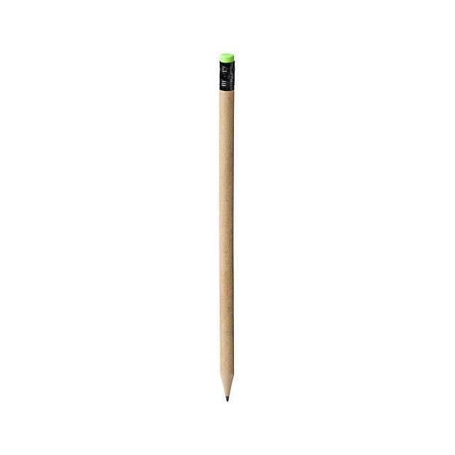Assa Bleistift aus Recyclingpapier - Beige