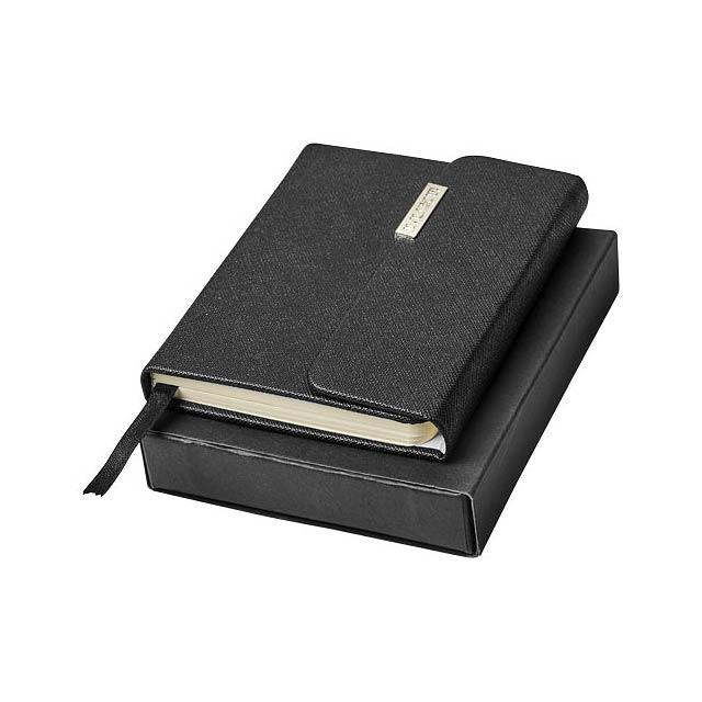 Sonata kapesní zápisník - černá