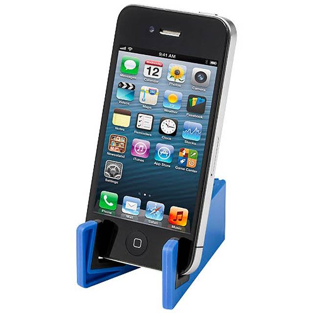 Stojánek na mobil - modrá