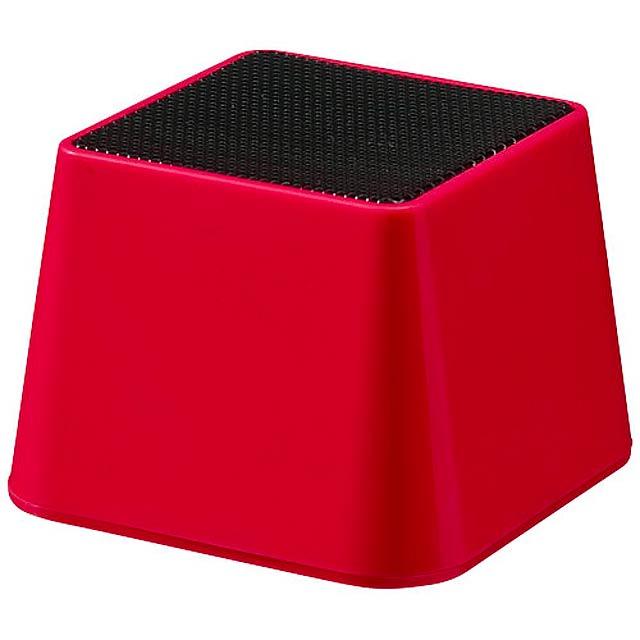 Reproduktor Bluetooth® Nomia - červená