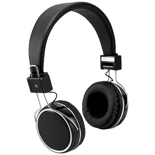 Sluchátka Midas Touch Bluetooth® - černá