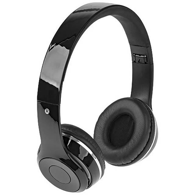 Sluchátka Cadence Bluetooth® v pouzdře - černá