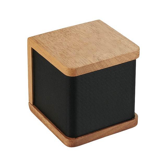 Dřevěný reproduktor Seneca Bluetooth® - dřevo