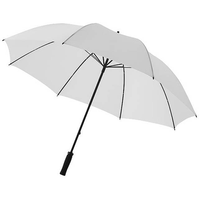 """30"""" golfový deštník Yfke s držadlem z materiálu EVA - bílá"""