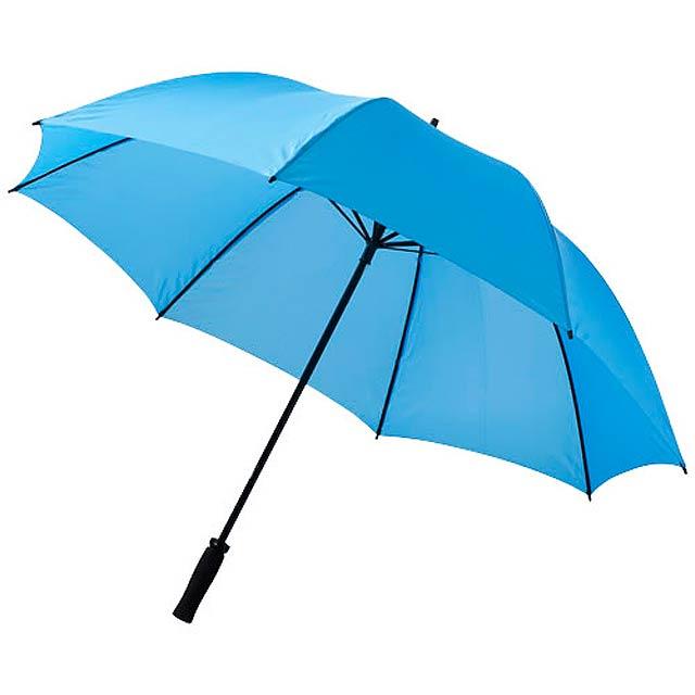 """30"""" golfový deštník Yfke s držadlem z materiálu EVA - nebesky modrá"""