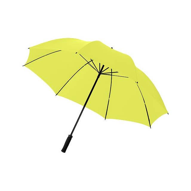 "30"" golfový deštník Yfke s držadlem z materiálu EVA - zelená"