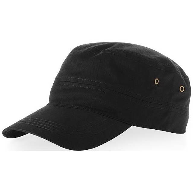 Čepice San Diego - černá