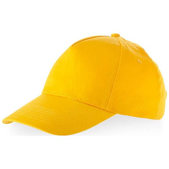 US Basic baseballová čepice - žlutá 71bb1b292f