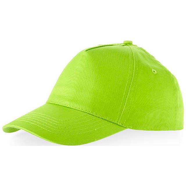 fa93251a022 US Basic baseballová čepice - zelená