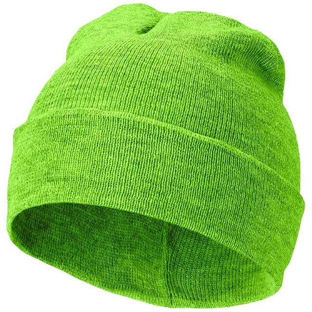 Čepice Irwin - zelená