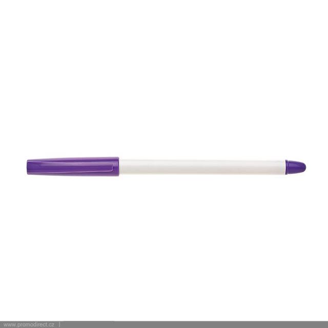 Propiska plast tappo - fialová
