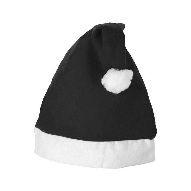 Christmas hat - black