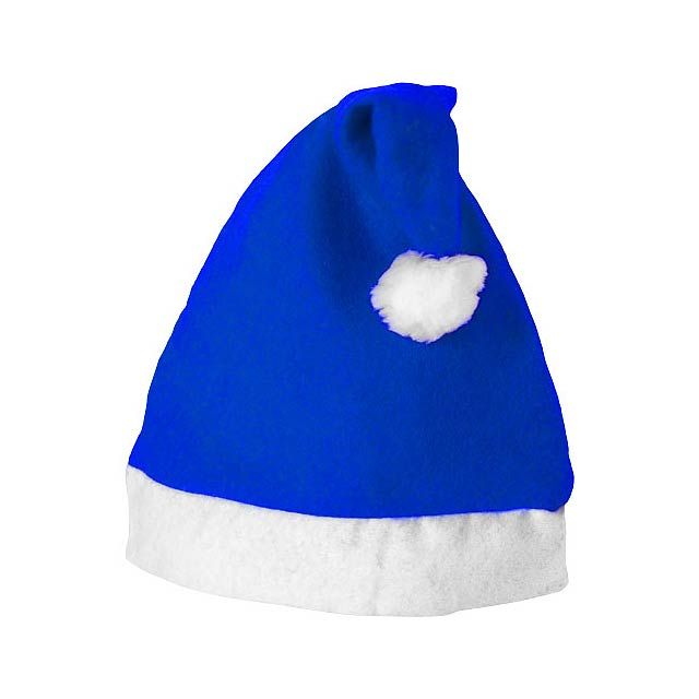 Christmas hat - blue