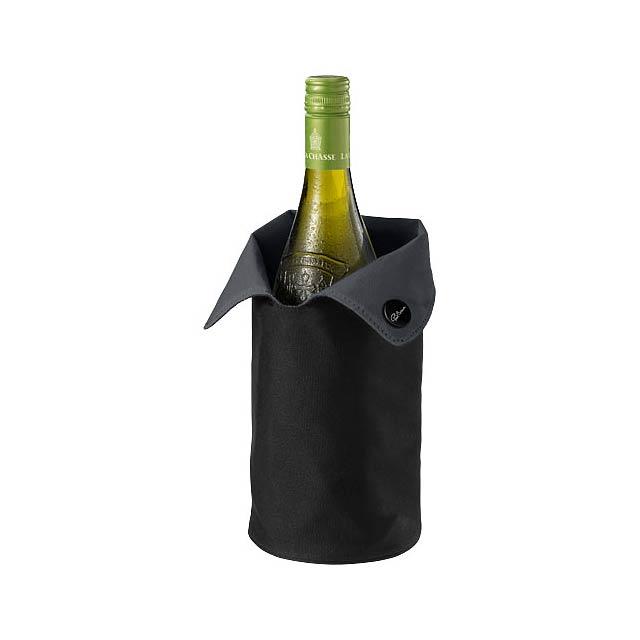 Chladicí rukáv na víno Noron - černá