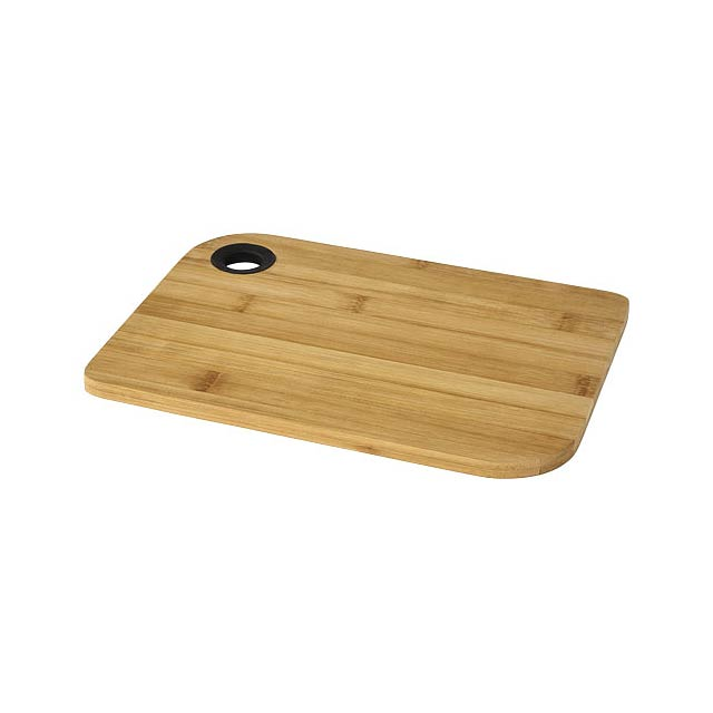 Dřevěné krájecí prkénko Main - béžová