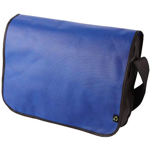 Netkaná taška přes rameno Mission - modrá