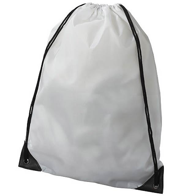 Vysoce kvalitní batůžek Oriole - bílá