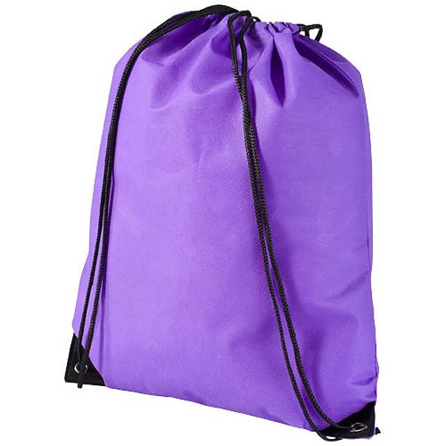 Netkaný, vysoce kvalitní batůžek Evergreen - fialová