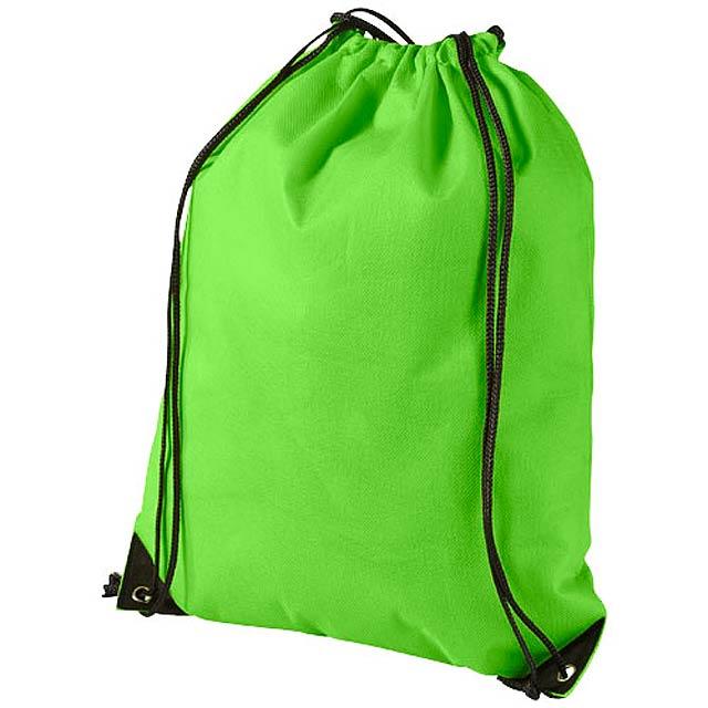 Netkaný, vysoce kvalitní batůžek Evergreen - zelená