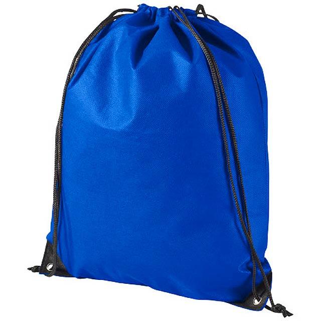 Netkaný, vysoce kvalitní batůžek Evergreen - modrá