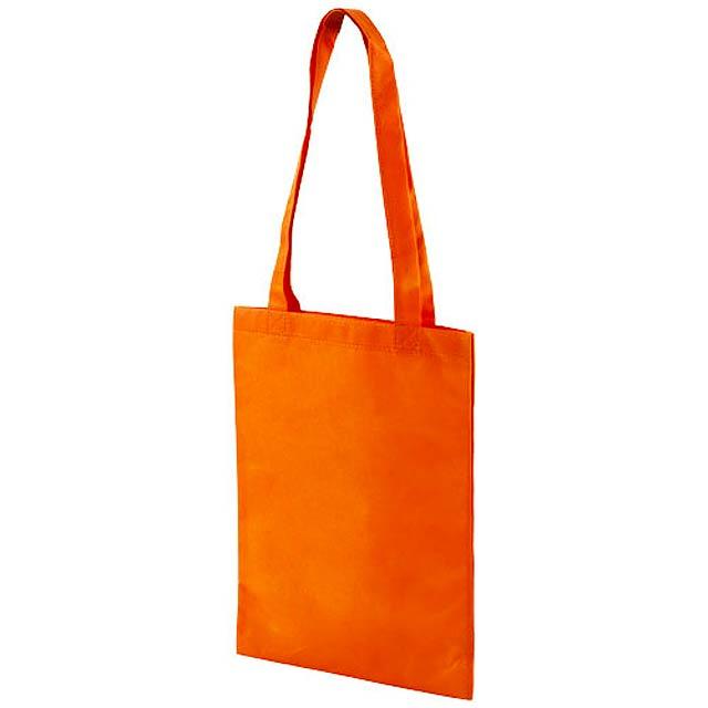 Eros non woven small convention tote - Orange