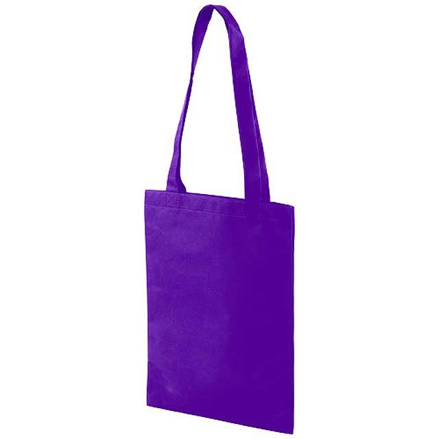Eros non woven small convention tote - Violett