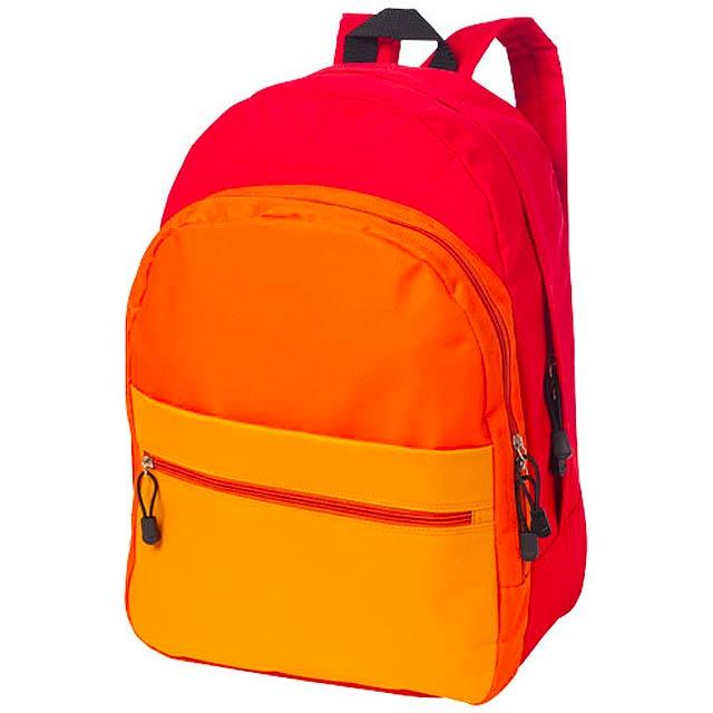 Módní batoh Trias - červená
