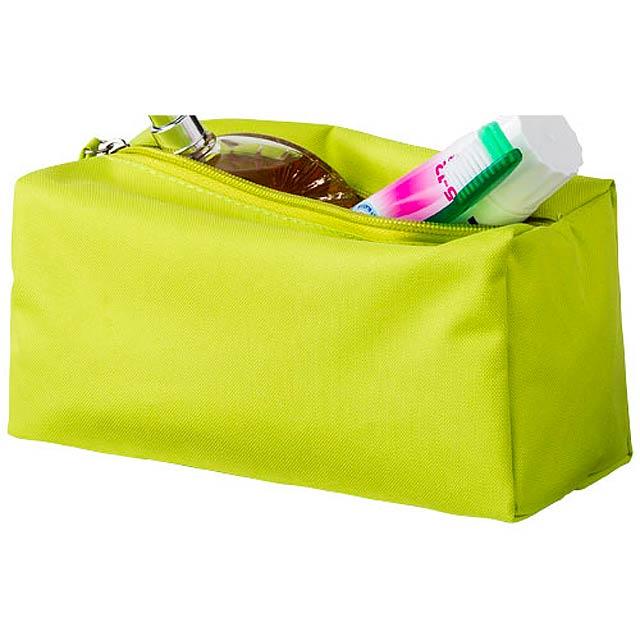 Toaletní taška Passage - zelená