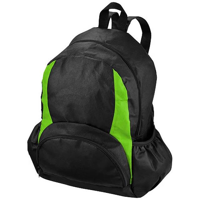 Netkaný batoh Bamm-Bamm - černá