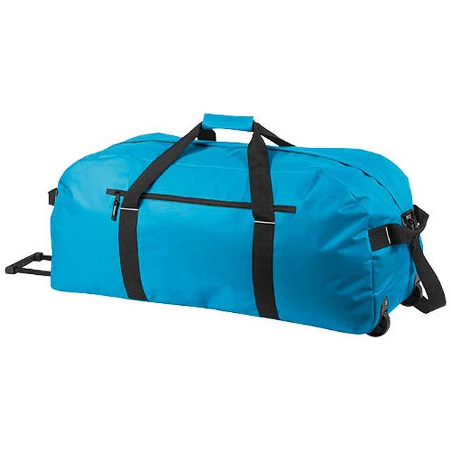 Cestovní kufr na kolečkách Vancouver - modrá