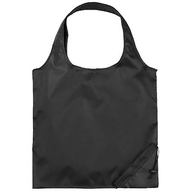 Skládací nákupní odnoska Foldaway - černá