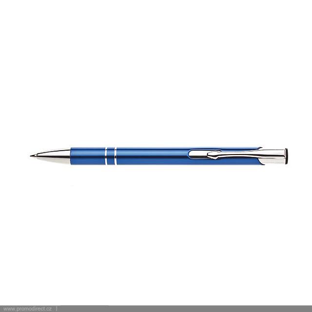 ORIN kovové kuličkové pero - modrá