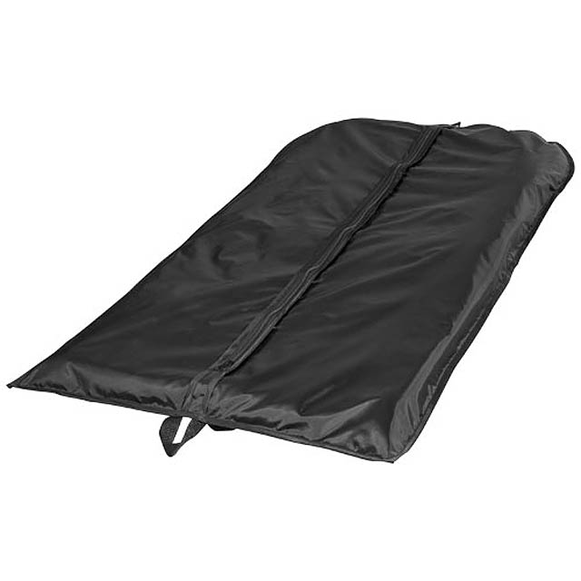 Taška Garment na zip - černá